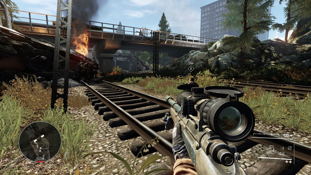 Sniper Ghost Warrior Contracts download torrent for free on PC