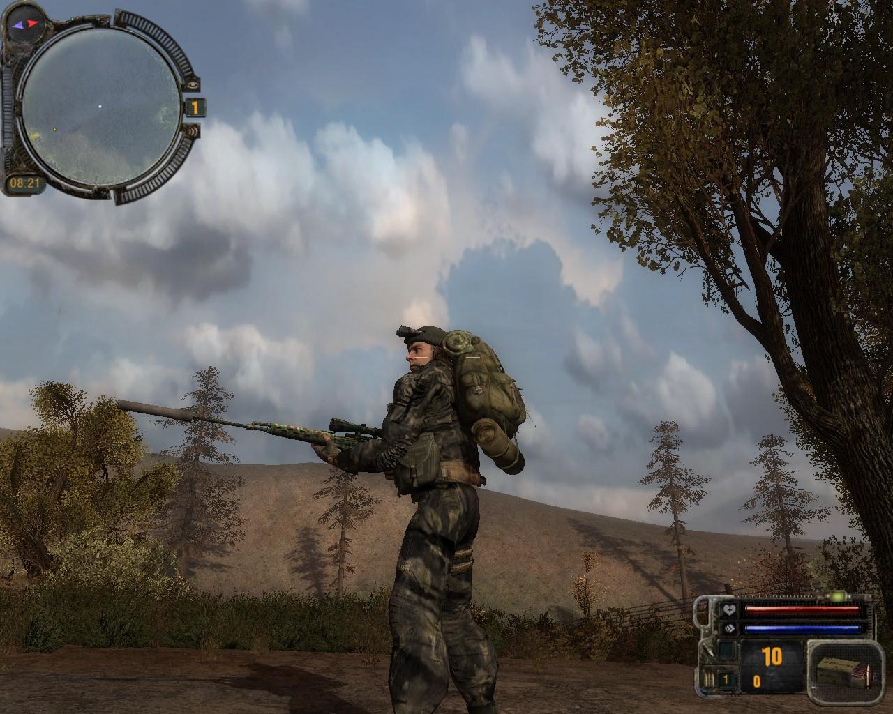 Сталкер Снайпер 2 скачать торрент бесплатно на ПК