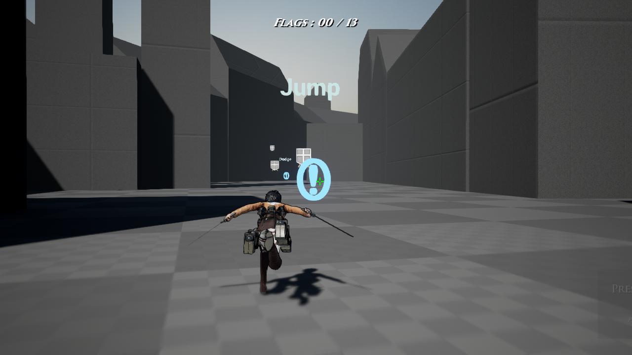 Attack on Titan Fan Game скачать торрент бесплатно на PC