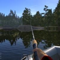 русская рыбалка красивая меча